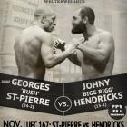 UFC 167搏击