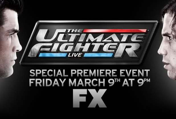 The ultimate fighter 15 Ep1 (TUF 15)