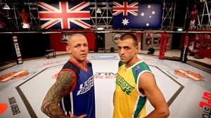 TUF UK vs Australia