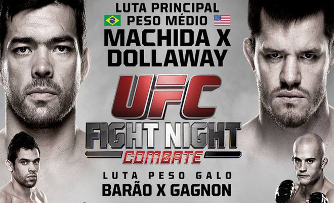 UFC Fight Night 58